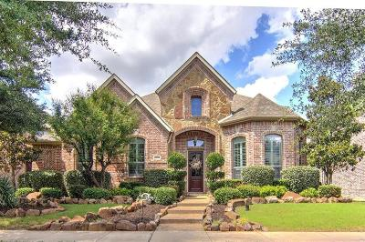 Frisco Single Family Home Active Contingent: 13612 Lampton Circle