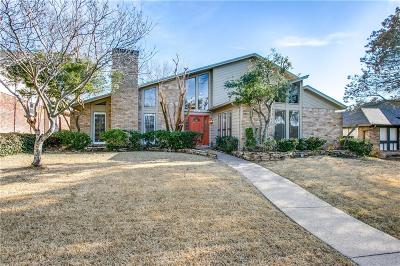 Single Family Home For Sale: 8026 Moss Meadows Drive