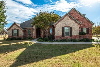 Haslet TX Single Family Home Active Kick Out: $385,000