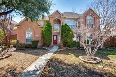 Irving Single Family Home For Sale: 9720 Cliffside Drive