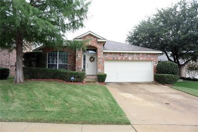 Rockwall Single Family Home Active Option Contract: 2721 Nova Park Court