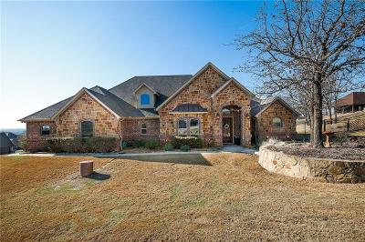 Weatherford Single Family Home For Sale: 432 Ellis Ridge Drive