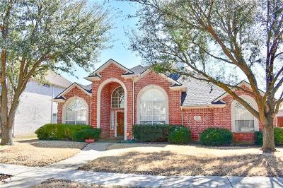 Richardson Single Family Home Active Option Contract: 622 Saint George
