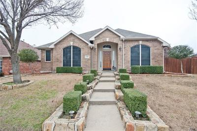 Rockwall, Fate, Heath, Mclendon Chisholm Single Family Home Active Option Contract: 2480 Fieldcrest Drive