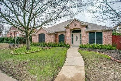 Allen Single Family Home For Sale: 807 Wind Elm Drive