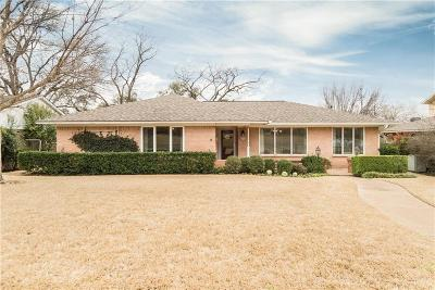 Single Family Home Active Option Contract: 9810 Lakemere Drive