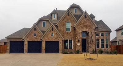 Mansfield Single Family Home For Sale: 4504 Bluegrass Court