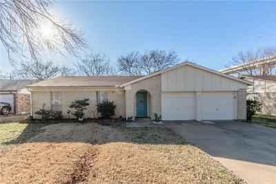 Fort Worth Single Family Home For Sale: 1408 Mims Street