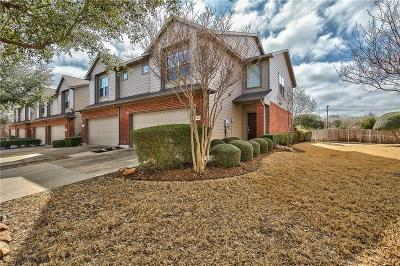Plano Townhouse For Sale: 3184 Tarrant Lane