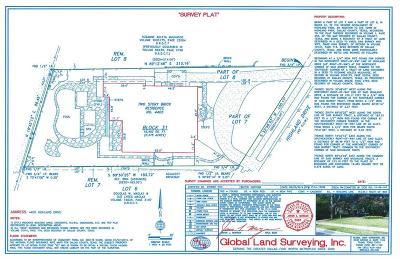 Dallas County, Ellis County Residential Lots & Land For Sale: 4405 Highland Drive