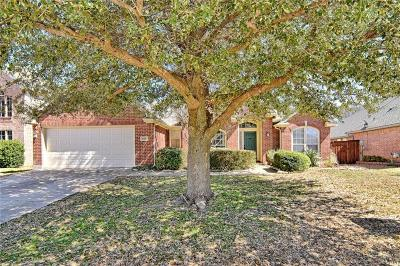 Mansfield Single Family Home Active Option Contract: 2409 Richmond Circle