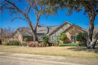 Single Family Home Active Option Contract: 9605 Moss Haven Drive