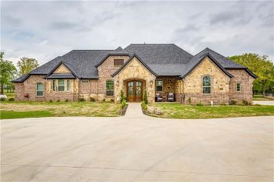 Johnson County Single Family Home Active Option Contract: 6715 Fm 2415