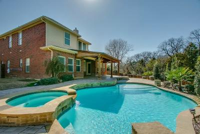 Coppell Single Family Home Active Option Contract: 926 Kilbridge Lane