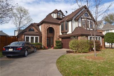 Dallas Single Family Home For Sale: 6041 Buffridge Trail