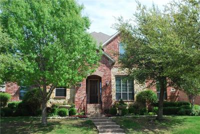 Lewisville Single Family Home For Sale: 2441 Sir Lovel Lane