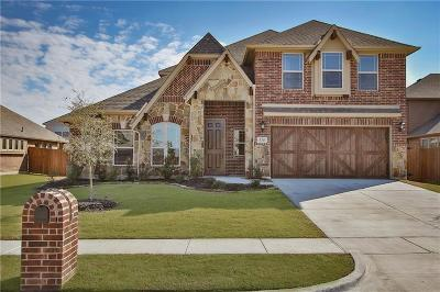 Waxahachie Single Family Home Active Kick Out: 526 Sagebrush Lane