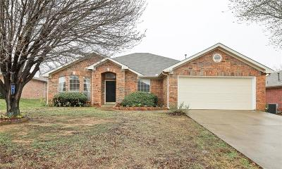 Mansfield Single Family Home For Sale: 1709 McGarry Lane