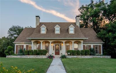Denton Single Family Home For Sale: 3701 Granada Trail