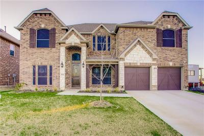 Forney Single Family Home For Sale: 1024 Little Gull Drive