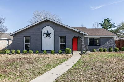 Single Family Home Active Option Contract: 822 Mockingbird Circle