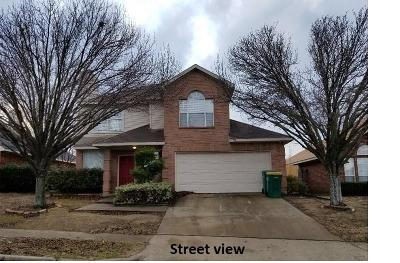 Cedar Hill Single Family Home For Sale: 718 Keessee Drive