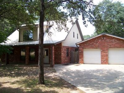 Cedar Creek Lake, Athens, Kemp Single Family Home For Sale: 7506 Romans Road