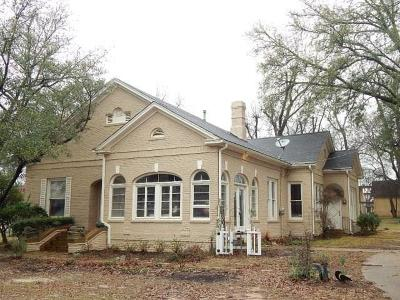 Cedar Creek Lake, Athens, Kemp Single Family Home For Sale: 711 E College Street