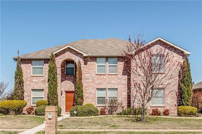 Rockwall Single Family Home For Sale: 3004 Fallbrook Drive