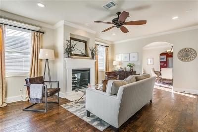 Fort Worth Townhouse For Sale: 3955 Lafayette Avenue