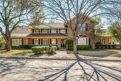 Single Family Home For Sale: 5726 Over Downs Drive
