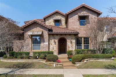 Irving Single Family Home Active Option Contract: 837 Terraza