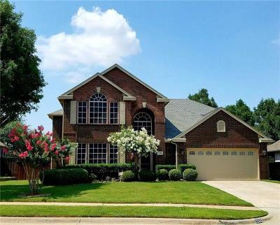 Flower Mound Single Family Home Active Option Contract: 1200 Sweetwater Lane
