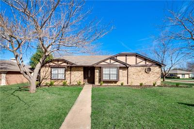 Mesquite Single Family Home For Sale: 3214 Willowglen Drive