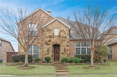 Allen Single Family Home For Sale: 907 Wyndham Way