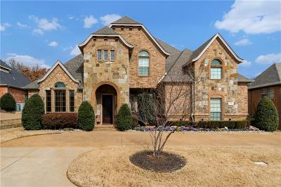 Southlake Single Family Home Active Contingent: 1741 Tuscan Ridge Circle