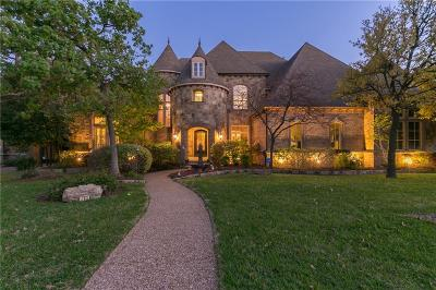 Trophy Club TX Single Family Home For Sale: $1,675,000
