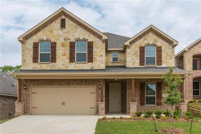 Kennedale Single Family Home For Sale: 312 Hudson Court