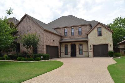 Grapevine Single Family Home For Sale: 5346 Meritage Lane