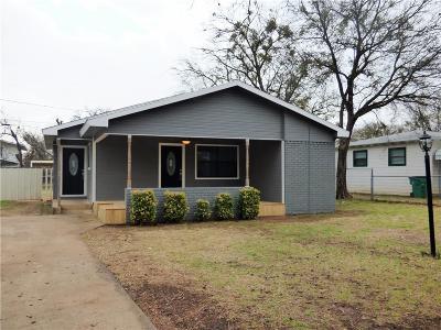 Eastland Single Family Home Active Contingent: 202 S Hillcrest Avenue
