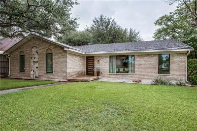 Single Family Home For Sale: 9512 Fallbrook Drive