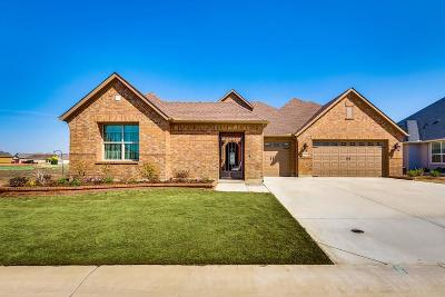 Denton Single Family Home For Sale: 8205 American Way