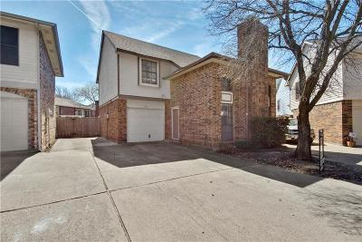 Irving Single Family Home For Sale: 300 Stoneledge