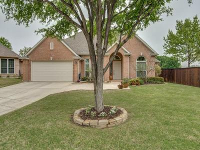 Southlake, Westlake, Trophy Club Single Family Home Active Option Contract: 110 Lakeside Drive