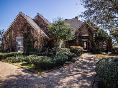 Terrell Single Family Home For Sale: 314 Laurel Trail Drive
