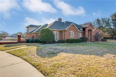 Keller Single Family Home For Sale: 1537 Rosewood Drive