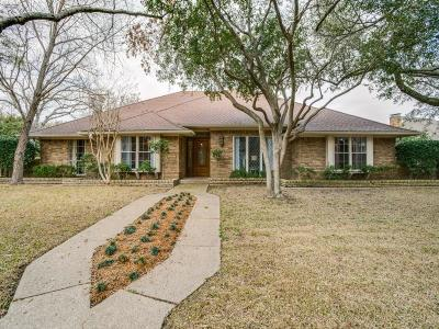 Single Family Home Active Option Contract: 9405 Rocky Branch Drive