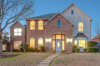 Carrollton Single Family Home Active Contingent: 2569 Lands End Drive