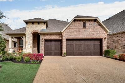 Lewisville Single Family Home Active Option Contract: 2709 Cole Castle Drive