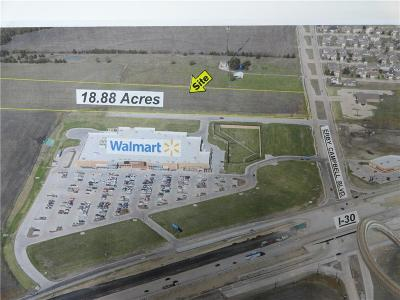 Royse City Commercial Lots & Land For Sale: 00000 Erby Campbell